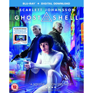 Ghost In The Shell (UK-import) (BLU-RAY)
