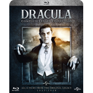 Dracula: Complete Legacy Collection (UK-import) (BLU-RAY)