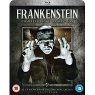Frankenstein: Complete Legacy Collection (UK-import) (BLU-RAY)