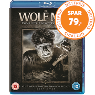 Produktbilde for The Wolf Man: Complete Legacy Collection (UK-import) (BLU-RAY)