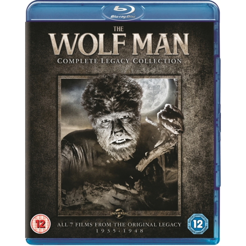 Wolf Man: Complete Legacy Collection (UK-import) (BLU-RAY)