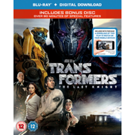 Produktbilde for Transformers - The Last Knight (UK-import) (BLU-RAY)