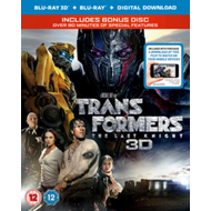 Produktbilde for Transformers - The Last Knight (UK-import) (Blu-ray 3D)
