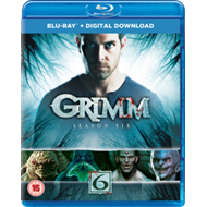 Produktbilde for Grimm: Season 6 (UK-import) (BLU-RAY)