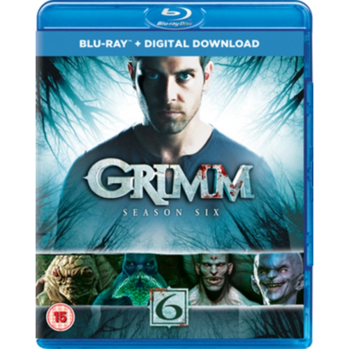 Grimm: Season 6 (UK-import) (BLU-RAY)