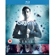 Produktbilde for Grimm: The Complete Series (UK-import) (BLU-RAY)