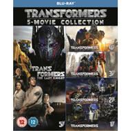 Produktbilde for Transformers: 5-Movie Collection (UK-import) (BLU-RAY)