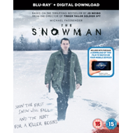 Produktbilde for The Snowman (UK-import) (BLU-RAY)