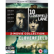 Cloverfield/10 Cloverfield Lane (BLU-RAY)