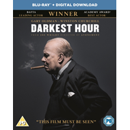 Darkest Hour (UK-import) (BLU-RAY)