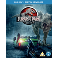 Jurassic Park (UK-import) (BLU-RAY)