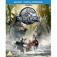 Lost World - Jurassic Park 2 (UK-import) (BLU-RAY)