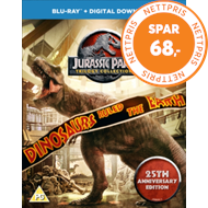 Produktbilde for Jurassic Park: Trilogy Collection (UK-import) (BLU-RAY)