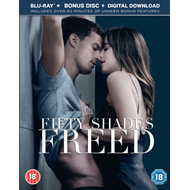 Produktbilde for Fifty Shades Freed (UK-import) (BLU-RAY)