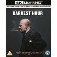 Darkest Hour (UK-import) (4K Ultra HD + Blu-ray)
