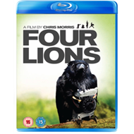 Produktbilde for Four Lions (UK-import) (BLU-RAY)
