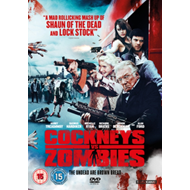 Produktbilde for Cockneys Vs Zombies (UK-import) (BLU-RAY)