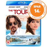 Produktbilde for The Tourist (UK-import) (BLU-RAY)