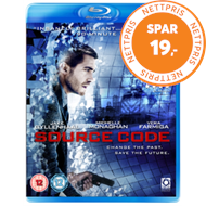 Produktbilde for Source Code (UK-import) (BLU-RAY)