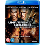 Produktbilde for Universal Soldier: Day Of Reckoning (UK-import) (BLU-RAY)