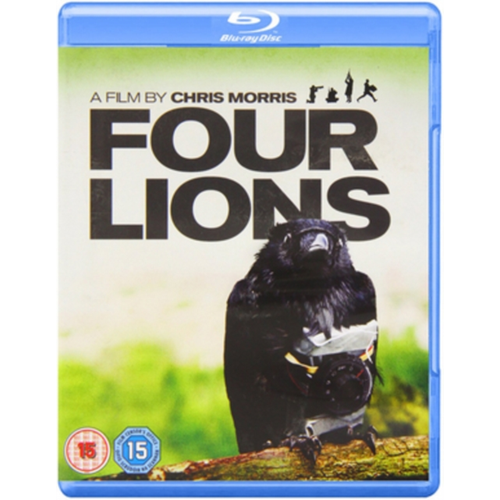 Four Lions (UK-import) (BLU-RAY)