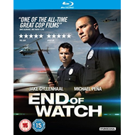 Produktbilde for End Of Watch (UK-import) (BLU-RAY)