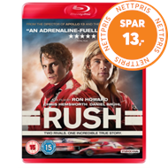 Produktbilde for Rush (UK-import) (BLU-RAY)