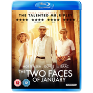 Two Faces Of January (UK-import) (BLU-RAY)