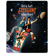 Bill And Ted's Excellent Adventure (UK-import) (BLU-RAY)