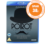 Poirot Collection (UK-import) (BLU-RAY)
