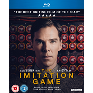 Produktbilde for The Imitation Game (UK-import) (BLU-RAY)