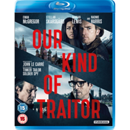 Produktbilde for Our Kind Of Traitor (UK-import) (BLU-RAY)