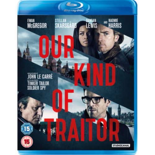 Our Kind Of Traitor (UK-import) (BLU-RAY)