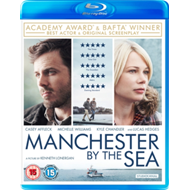 Produktbilde for Manchester By The Sea (UK-import) (BLU-RAY)