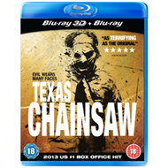 Produktbilde for Texas Chainsaw (UK-import) (Blu-ray 3D)