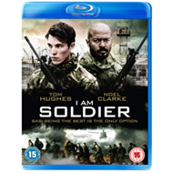 I Am Soldier (UK-import) (BLU-RAY)
