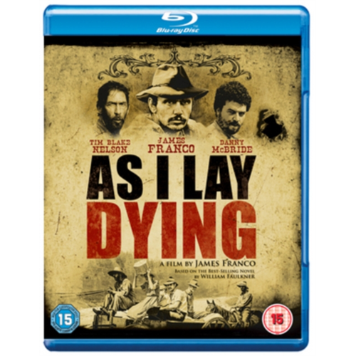 As I Lay Dying (UK-import) (BLU-RAY)