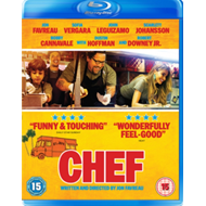 Produktbilde for Chef (UK-import) (BLU-RAY)