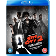 Produktbilde for Sin City 2 - A Dame To Kill For (UK-import) (BLU-RAY)