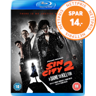 Sin City 2 - A Dame To Kill For (UK-import) (Blu-ray 3D)