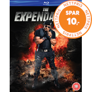Produktbilde for The Expendables Trilogy (UK-import) (BLU-RAY)