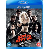 Produktbilde for Sin City 2 - A Dame To Kill For (UK-import) (Blu-ray 3D)