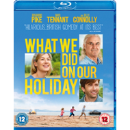 Produktbilde for What We Did On Our Holiday (UK-import) (BLU-RAY)