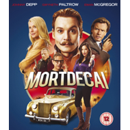 Mortdecai (UK-import) (BLU-RAY)