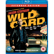 Produktbilde for Wild Card: Extended Edition (UK-import) (BLU-RAY)
