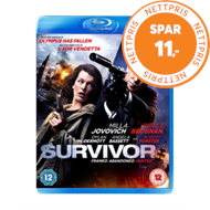 Produktbilde for Survivor (UK-import) (BLU-RAY)