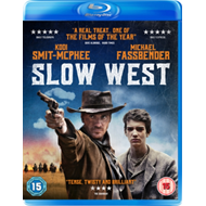 Slow West (UK-import) (BLU-RAY)