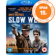 Produktbilde for Slow West (UK-import) (BLU-RAY)