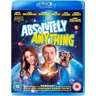 Produktbilde for Absolutely Anything (UK-import) (BLU-RAY)