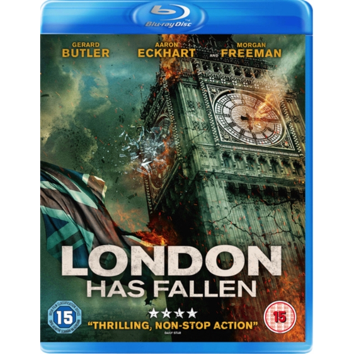 London Has Fallen (UK-import) (BLU-RAY)